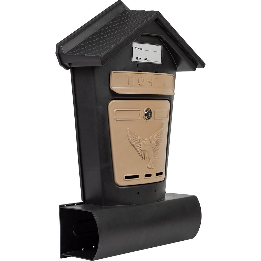 Купить онлайн: Ящик почтовый Элит черный